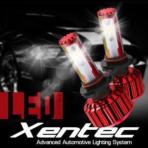 2X COB H11 200W 20000LM LED Headlight Kit Low Beam High Power Bulbs 6500K White