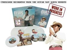 Elvis Collectors WORK IN PROGRESS: THE COMPANION ALBUM 2LP - CD - 45RPM White