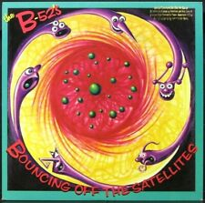THE B-52's 'Bouncing Off The Satellites' NM Never played 1st press 1986 LP