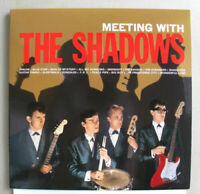 *NEW* CD Album The Shadows - Meeting with (Mini LP Style Card Case)