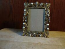 BELLADONNA Jeweled Easel Back Frame