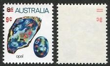 Decimal Issues - 1974 (SG.579 var.) 9c on 8c Opal showing  variety [BW:646ca].