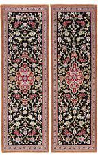 Ghom Teppich Orientteppich Rug Carpet Tapis Tapijt Tappeto Alfombra Pair Paar