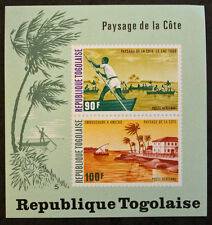 Timbre TOGO Stamp - Yvert et Tellier Bloc n°76 n** (Y5)