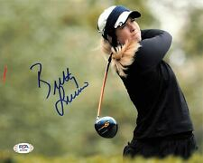 New listing Brittany Lincicome signed 8x10 photo PSA/DNA Autographed Golf