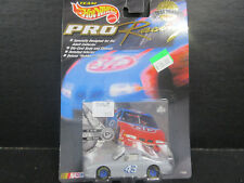 1996 Team Hot Wheels Pro Racing Nascar # 43 Test Track