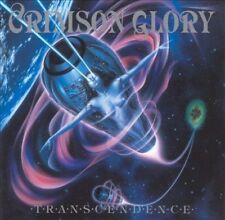 Transcendence by Crimson Glory (CD, Nov-1988, MCA)