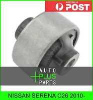 Fits NISSAN SERENA C26 2010- - Rear Control Arm Bush Front Arm Wishbone
