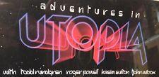 ADVENTURES in UTOPIA ~LP~ TODD RUNDGREN+ Roger Powell+Kasim Sulton+ NEW & SEALED