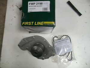 CHRYSLER 300C JEEP GRAND VOYAGER  NEW FIRSTLINE WATER PUMP FWP2198