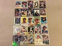 HALL OF FAME Baseball Card Lot 1979-2020 CARL YASTRZEMSKI KEN GRIFFEY JR. +