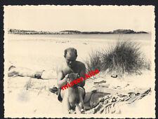 Vintage Photo-nude-Boy-Hund-Body-nackt-sweet-athletik-muskeln-strand-body-7