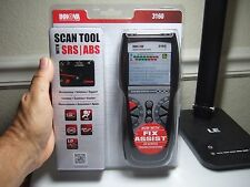 BRAND NEW! Equus INNOVA 3160 3160e ABS/SRS CanOBD2 Code Scanner with Live Data