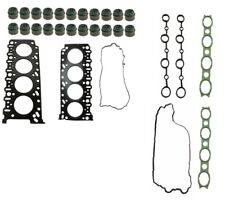 Cyl Head Gaskets & Valve Cover Gaskets Kit Genuine For: Porsche Cayenne S 03-06