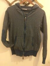 Cedarwood State Mens Blue Hoody, Size Small