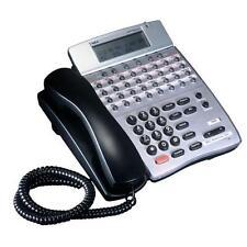 Fully Refurbished NEC DTR 32D-2 3-Line Telephone (Black)