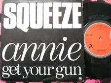 PUNK - SQUEEZE - ANNIE GET YOUR GUN - PICTURE COVER