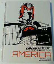 GRAPHIC NOVEL - Judge Dredd Mega Collection Book #1 America Hardback Hatchette