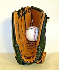 Wilson Pro Select Baseball Glove A2476  LEFT HAND Thrower 12 1/2 Clean Mint Cond