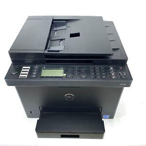 Dell E525W Wireless Color Printer w/ Scanner Copier & Fax, Software Disc, TESTED