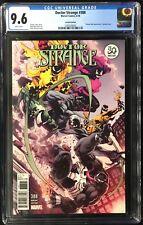 Doctor Strange #388 CGC 9.6 Chris Stevens Venom 30th Anniversary Variant Cover!