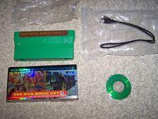 NEO GEO SNK MVS MAGIC KEY AES MVS NEO UNI BIOS SUPER MVS SNK CONVERTOR II 2 CD