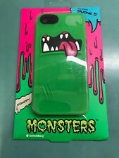 Switcheasy Monsters iPhone 5/5S/SE Case Green - Scrappy