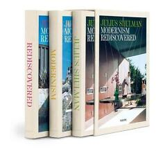 Julius Shulman: Modernism Rediscovered, 3 Vol. Hardcover / October 30 - 2007