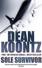The Sole Survivor by Dean Koontz (Paperback, 1997)