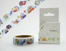 Cute Japanese things washi tape! Kawaii maneki neko & cats masking planner tape