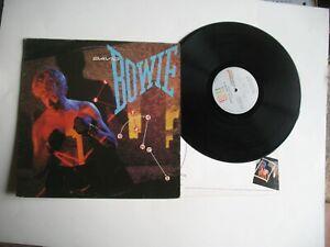 """DAVID BOWIE"""" let's dance"""" LP"""