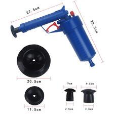Air Drain Blaster Pressure Pump Toilet Sink Plunger Pipe Kitchen Cleaner &Sucker