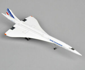 1/400 Scale France Concorde 1976-2003 Air Model Diecast Aircarft Collection Gift
