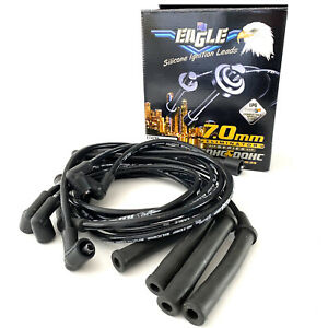EAGLE 7mm 4cyl Ignition Lead Kit Fits BMW