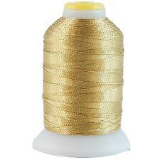 Metallic Embroidery Thread - 500M - 40Wt - Fits Brother Bernina - by Threadart