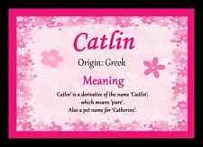 Catlin nome personalizzato significato MOUSEMAT