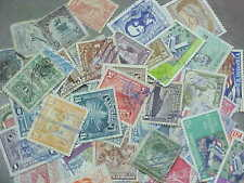 50 Different Salvador Stamp Collection - Lot