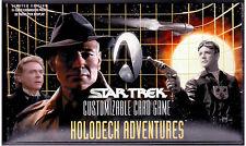 Star Trek CCG Holodeck Sealed Box of 30 packs 11 Cards per Pack.