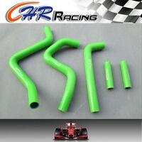 silicone radiator hose for Kawasaki KX250 KX 250 1994-2002 2000 2001 green