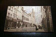 belgique CPA ypres la RUE AU BEURRE circulée 1915 FELDPOST