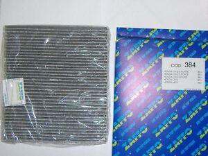 HONDA CIVIC MK6 - CR-V - INSAIGHT - HR-V/ FILTRO ABITACOLO/ CABIN AIR FILTER