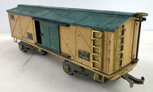 American Flyer Lines 4018 Wide Gauge Box Car for Use/Restoration/Parts