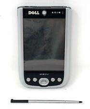 Dell Axim X51V Pocket Pc Pda Hc03U X51 Windows Mobile *Unit & Stylus Only* Vgc