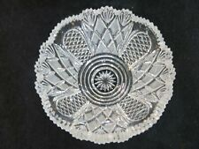 """Epergne Crystal Replacement Bowl. 5.1"""" diameter. Others Available."""