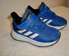 Adidas Toddler Infant Shoes Size 5.5 Blue Sneaker