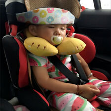 2Pcs Child Safety Car Seat Belt Pad Strap Sleep Head Support Belt Pillow Cushion