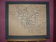 Art Abstrait œuvre unique de Gustav BOLIN