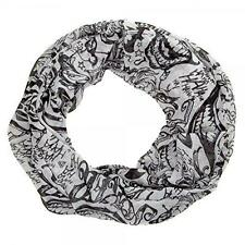 Suicide Squad - Joker Tattoo Womens Viscose Infinity Scarf - New & Official