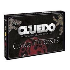 Cluedo Game of Thrones - Gioco da Tavolo Ed. da Collezione del Mistero by Hasbro