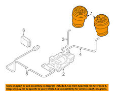 BMW OEM 14-17 X5-Rear Air Spring 37126795013